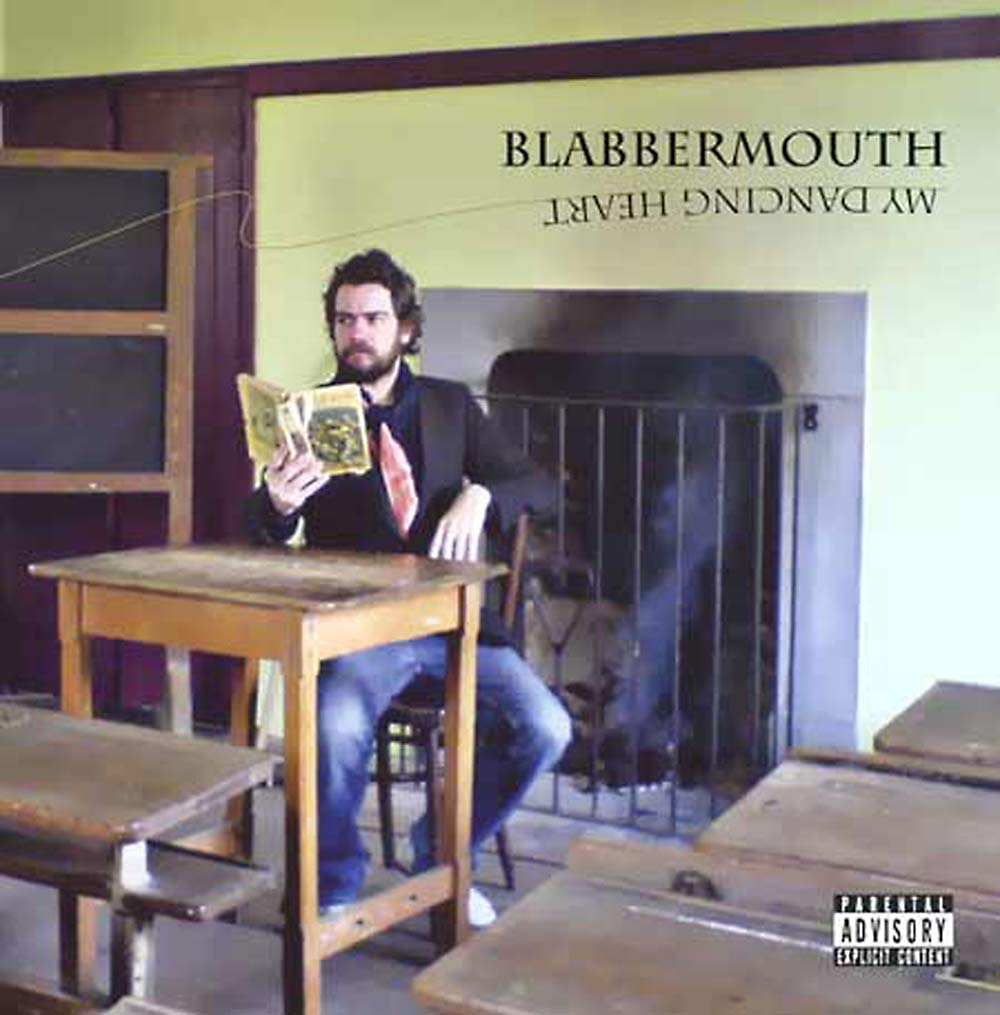 My Dancing Heart -Blabbermouth 'Idiosyncratic lyrics and clever tunes...a very impressive debut' - Rock'N'Reel