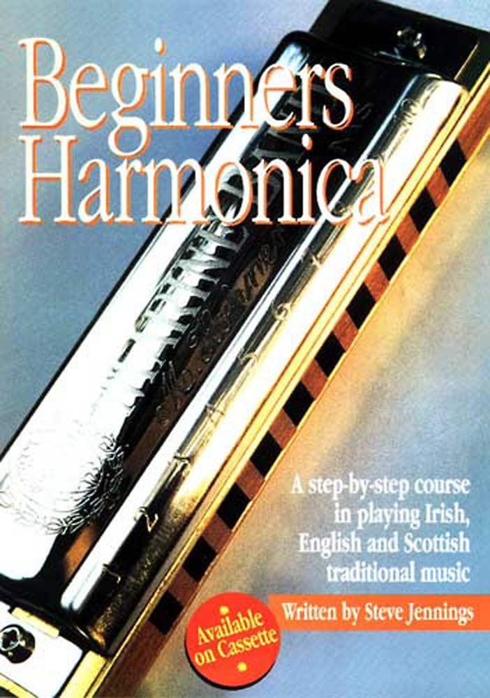 Beginners Harmonica Step by step course by Steve Jennings