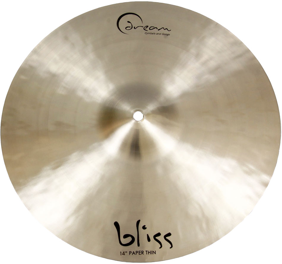 Dream Bliss PaperThin Cymbal Cr. 14