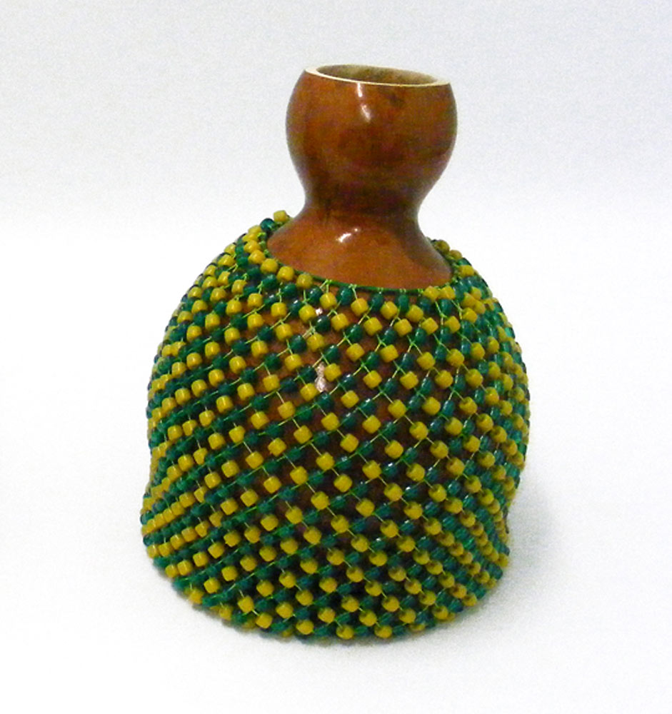 Contemporanea Xequere Professional, Large Large Gourd shaker,  large throat