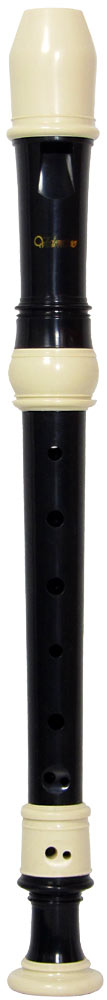 Valentino Descant Recorder, Black/White An Excellent student recorder with good tone and intonation