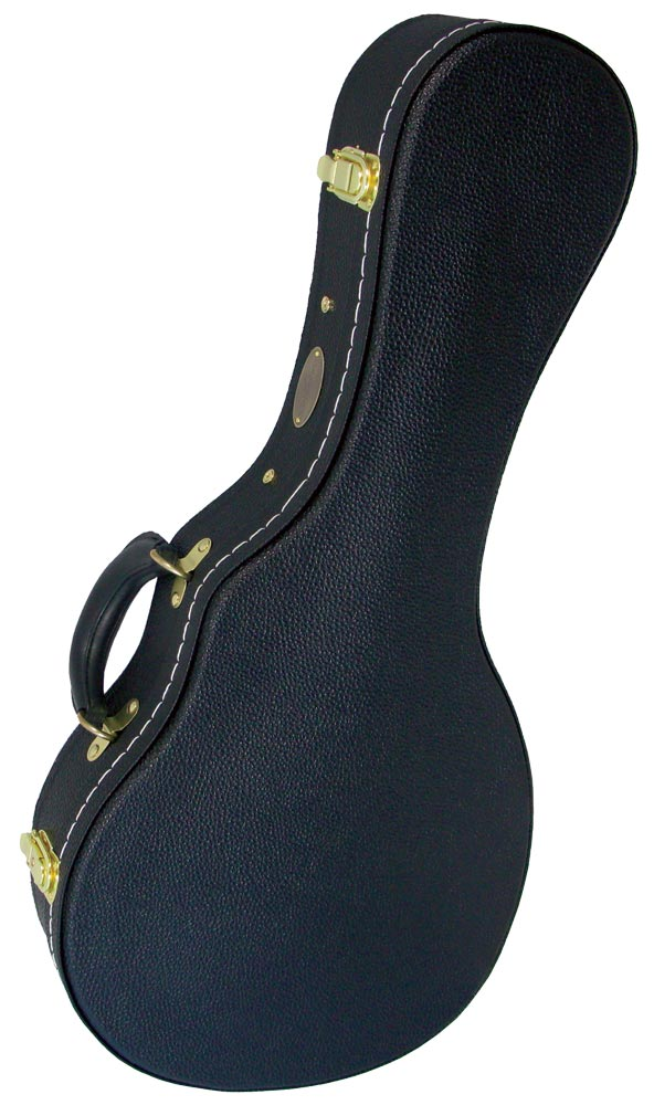 Ashbury Premium F Style Mandolin Case Ultra strong archtop with 7 ply cross grained wood construction.