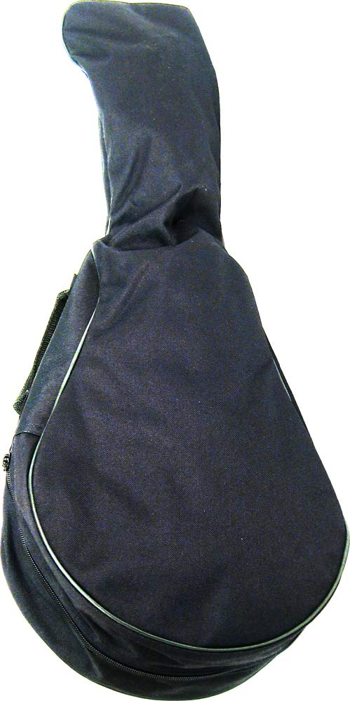 Ashbury Standard A Style Mandolin Bag Black nylon cover with 5mm padding & handle. Fits A style mandolins.