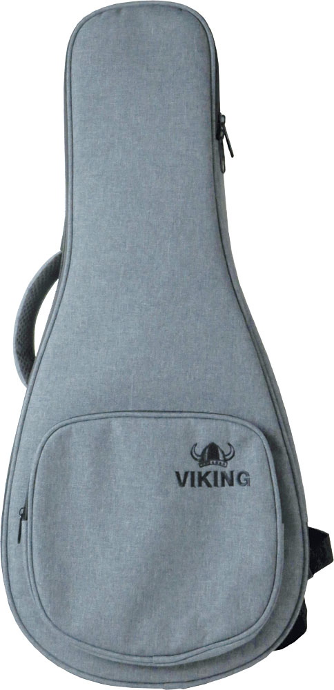 Ashbury Premium Mandolin Bag Tough black nylon outer with padding and plastic reinforcement.