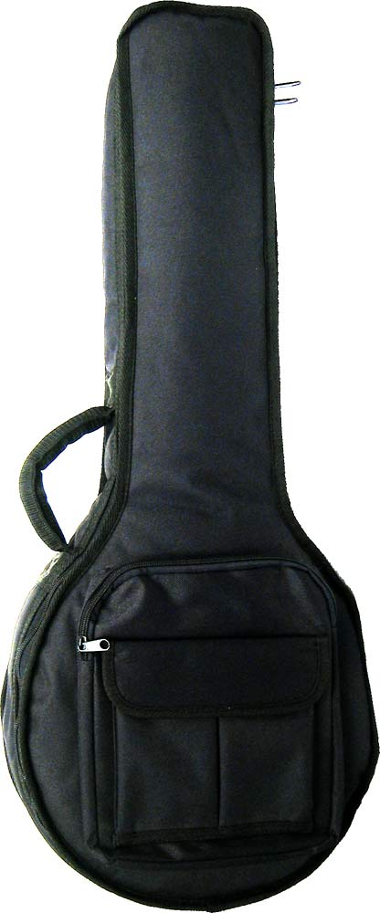 Ashbury Deluxe Tenor Mandola bag Tough black nylon outer with 20mm padding.