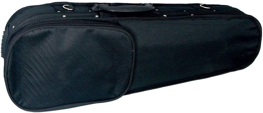 Ashbury Soprano Ukulele Foam Case High density foam, lightweight, nylon covered, plush lined, for Soprano Uke