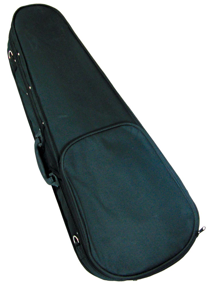 Ashbury Tenor Ukulele Foam Case High density foam, lightweight, nylon covered, plush lined, for Tenor Uke.
