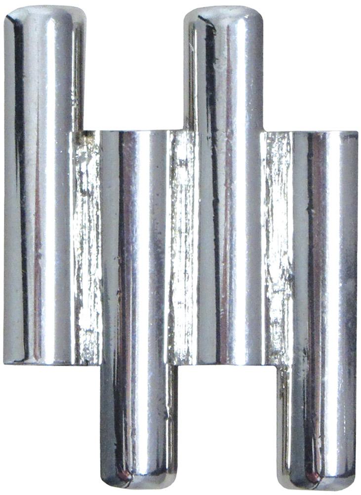 Ashbury Ukulele Pitch Pipes Metal tube style tuning pipes for C tuning Uke. Tuned C, G, E, A.