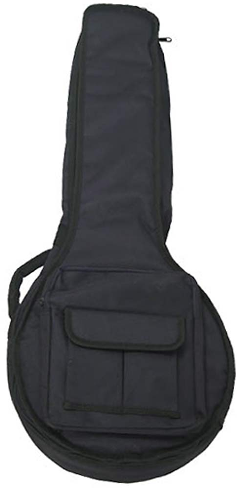 Ashbury Deluxe Tenor Banjo Bag Tough black nylon outer with 20mm padding.