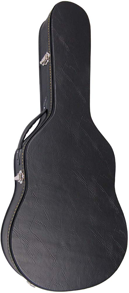 Ashbury Standard Tenor Guitar Case Wooden case with black rexine cover