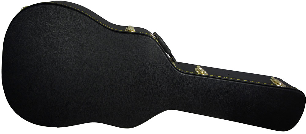 Viking Standard Dreadnought Case Good quailty case. Fits most dreadnought size guitars.
