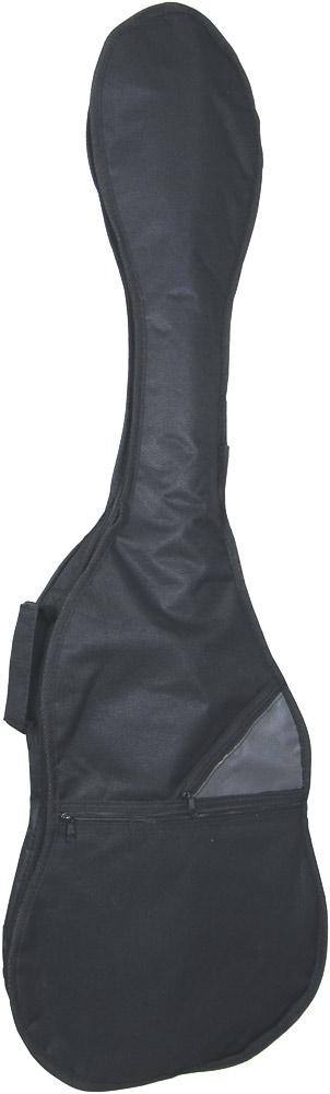 Ashbury Standard Electric Bass Bag Tough black nylon outer with 5mm padding & external pockets.