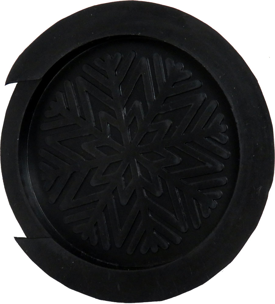 Viking Soundhole Cover 100mm diameter. Ideal for most steel strung acoustic guitars