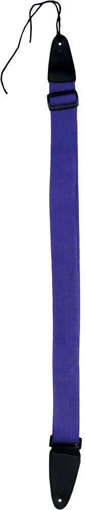 Viking Webbing Guitar Strap, Purple Great looking, fully adjustable strap