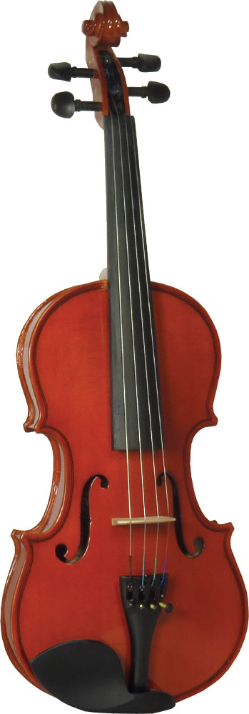 Valentino 1/4 Size Violin Outfit Solid spruce top, solid maple body, case and bow. Well specified starter Violin