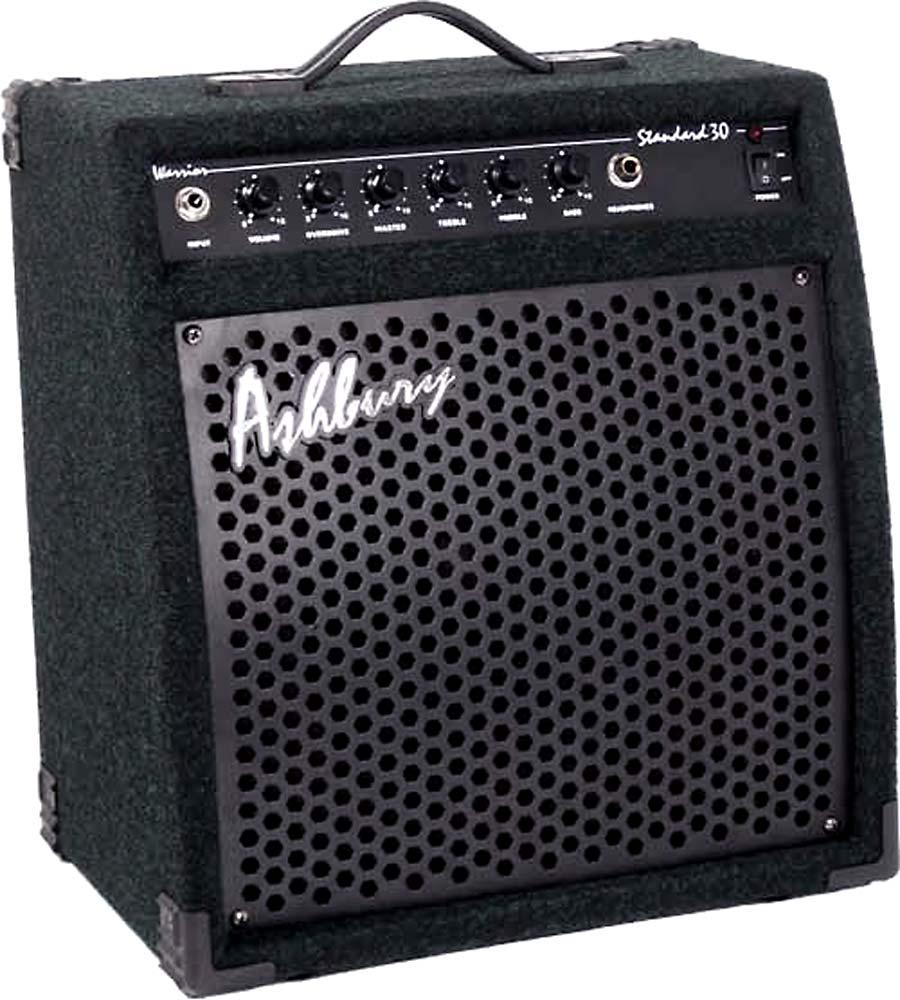 Ashbury 15 watt Combo Amp 15watt RMS, 1 x 6.5inch speaker.