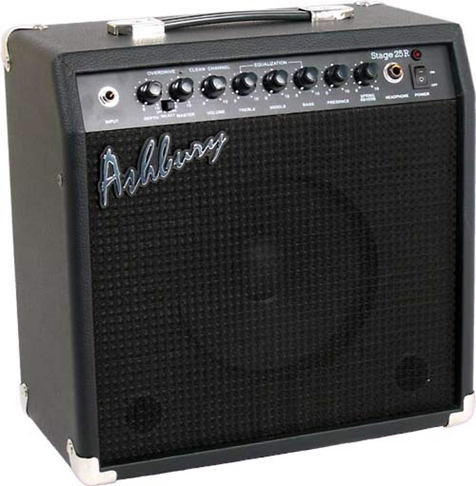 Ashbury Practice 10w Combo Bass Amp 10watts RMS, 1 x 6inch speaker.