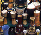 World & Folk Drums