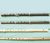 Simple System Flutes