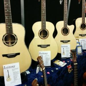 New Guitar Range