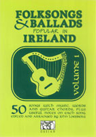 Vol1 Folksongs & Ballads Irlnd popular in Ireland