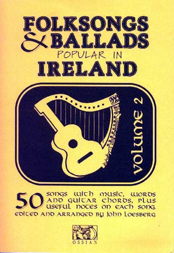 Vol2 Folksongs & Ballads Irlnd popular in Ireland