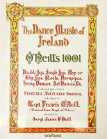 O'Neills Music of Ireland 1001 Gems. The best known collection of Irish tunes. Jigs, Reels Hornpipes&Airs