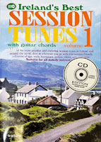 Ireland's Best Session Tunes Book & CD. 110 of the most popular and enduring session tunes in Ireland, 48pp
