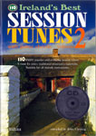 110 Best Session Tunes Vol 2 Book and CD. The book includes 110 tunes with notation and chords.