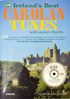 Ireland's Best O'Carolan Tunes Book & CD. 110 of the best tunes from O'Carolan repertiore, 48pp