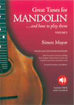 Great Tunes for Mandolin Vol 2 Solos and duets for mandolin. In standard notation and tablature