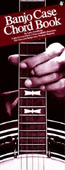 5 String Banjo Case Chord Book Handy pocket size book with a huge chord selection for five string Banjos
