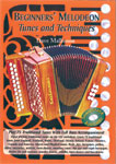 Beginners Melodeon Tutor Book Tunes and techniques by Dave Mallinson. For D/G Melodeon