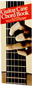 Guitar Case Chord Book Handy pocket size book with a huge chord selection for Guitars