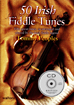 50 Irish Fiddle Tunes Book&CD by Tommy Peoples