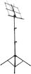 Viking Black Music Stand Classic folding music stand in Black