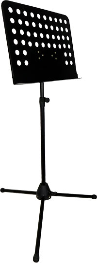 Viking Pro Music Stand Heavy duty steel music stand