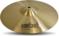 Dream Contact Splash Cymbal 12