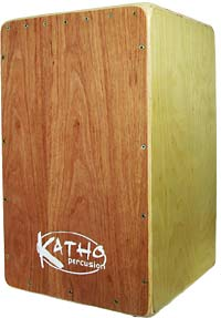 Katho Basik Cajon, Rosewood Front Rosewood plate, 10mm Calabo body, 4 V shape strings, tuneable.