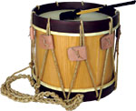 Atlas Renaissance Drum, 13.5