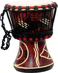 Bucara (By Atlas) Djembe 4