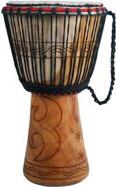Bucara (By Atlas) Djembe 13