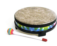 Rhythm Carnival 10inch x2inch Table Top Drum With feet