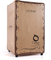Leiva Omeya Evo 2.0 6 String Cajon Integrated Walnut 3.2mm Spruce top