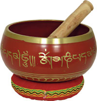 Atlas Singing Bowl, 6