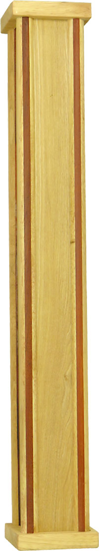 Atlas Wooded Rain Tower 64cm High A cuboid shaped rain stick. Lasts between 20-25 seconds!