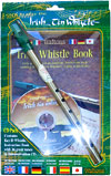 Waltons D Whistle CD Pack Irish D whistle in display pack with 6 language instruction book & CD