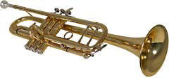 Valentino Student Trumpet Great quality and highly popular starter instrument.