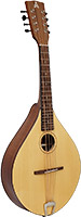 Ashbury Tenor Mandola, Solid Spruce Solid Alaskan Sitka Spruce top, solid sapele body, designed by Phil Davidson.
