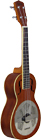 Ashbury Tenor Resonator Ukulele, Wood Wooden bodied Tenor Uke with single resonator cone..